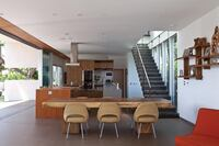 Appleton Living Kitchen by Minarc, Venice, Calif.
