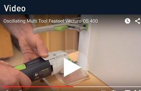 Vecturo Oscillating Multi-Tool