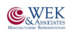 W E K & Associates, Inc. Logo