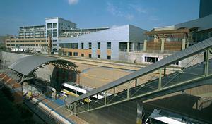 Landmarks: Mockingbird Station in Dallas