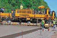 Concrete Pavement Returns to Alabama