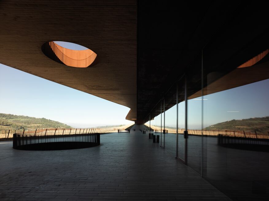 Antinori Winery, Archea Associati, Florence, Italy