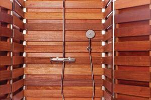 Oborain's Outdoor Shower