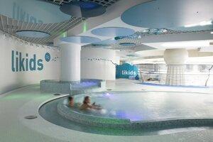 Fluidra Designs First Destination Spa Devoted to Children