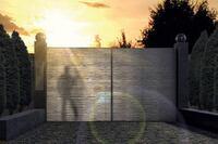 Light-Transmitting Concrete Blocks