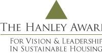 EcoHome Opens the 2010 Hanley Award for Vision and Leadership in Sustainable Housing