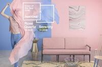 Pantone Announces Two Colors of the Year for 2016