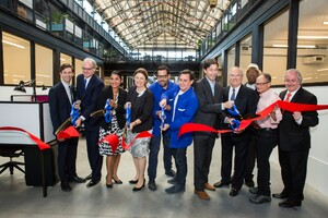 New Lab, a 'Cathedral to Design,' Opens in the Brooklyn Navy Yard