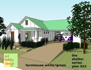 Cabin fever and ed binkley offer affordable eco friendly for Affordable eco homes