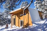 Regenerative Materials Shine in Passive Home