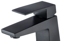 Danze Goes Masculine with Satin Black Finish