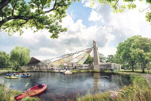 Tate Harmer Wins Design Competition For Scout Association Museum