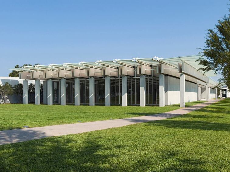 Robert Polidori's Look at Renzo Piano Building Workshop's New Kimbell Art Museum