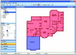 The ProEst program flexibility makes it accurate estimating software for builders of concrete homes.