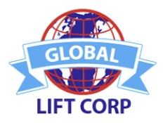 Global Lift Corp. Logo