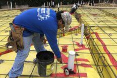 Detailing a Sub-Slab Vapor Barrier