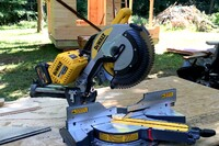 Cordless 12-Inch Sliding Compound Miter Saw