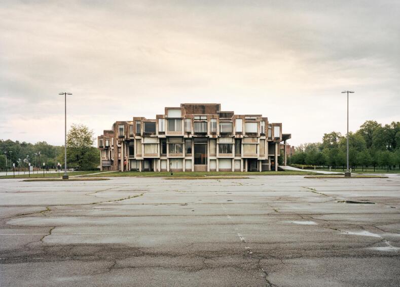 Gwathmey Siegel Kaufman Submits Proposal to Save Paul Rudolph's Goshen Landmark