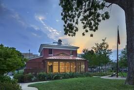 Bayou Bakery Coffee Bar & Eatery at Hill Center