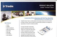 Trimble Mobile APP for the Ready Mix Industry
