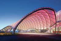 2014 AL Design Awards: Yonkers Casino, Yonkers, N.Y.