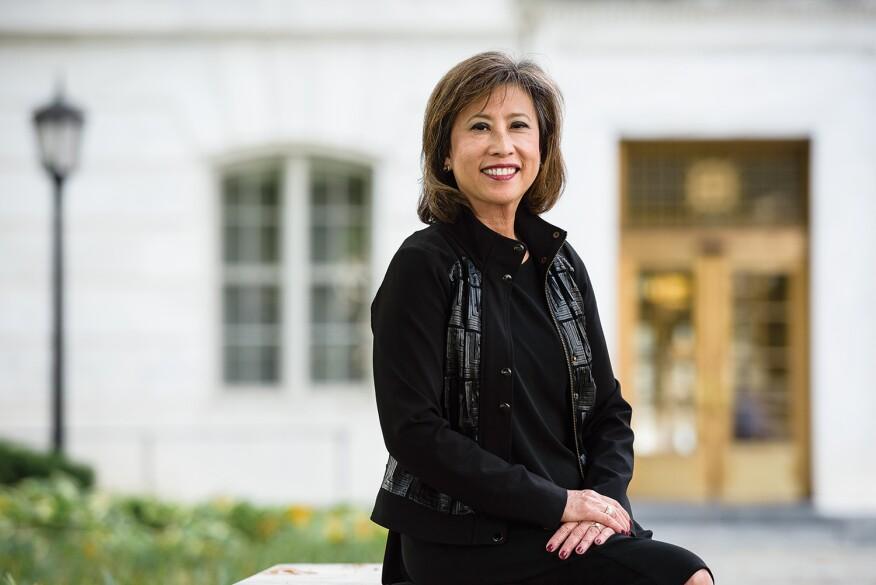 Elizabeth Chu Richter, FAIA, 2015 AIA President