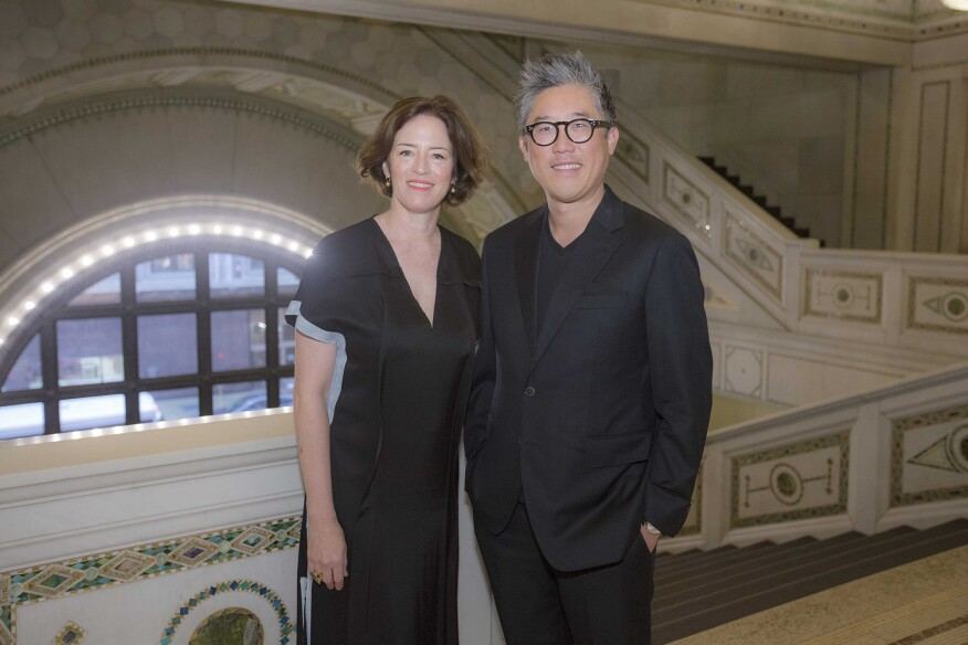 Johnston Marklee at Chicago Architecture Biennial Press Conference