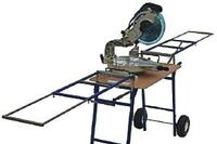 Trojan Manufacturing Wide Body Miter Saw Stand