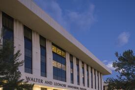 Eisenhower Medical Center Walter and Leonore Annenberg Pavilion