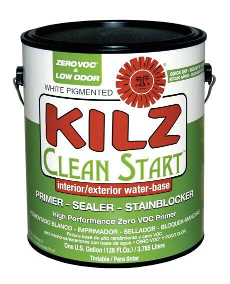 KILZ Clean Start Zero-VOC Primer