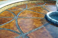 Concrete Coatings Inc. VIVID Acid Stains
