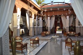 Le Royal Mansour Marrakech Hotel