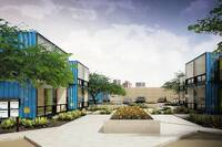 Container Complex Attracts Millennials, Helps Solve Housing Shortage