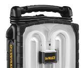 DeWalt DC020 Portable Work Light