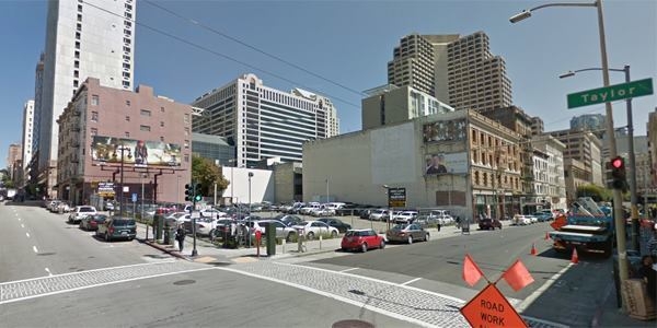 Google Maps Street View of competition site.