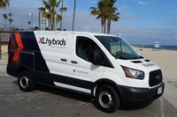 California fleets using Ford Transits can now use XL Hybrids' XL3 Hybrid Electric Drive System
