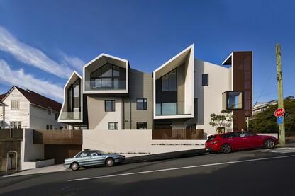 Zavos Corner Apartments