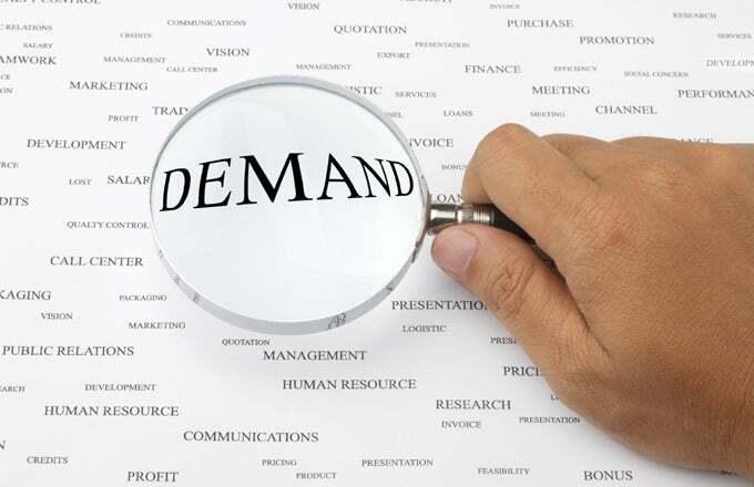 Demand images