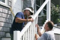 Manufactured Deck Railings