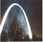Among the company's projects is the lighting for the St. Louis Gateway Arch.