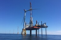 Rhode Island's Offshore Wind Energy Plant Is Complete