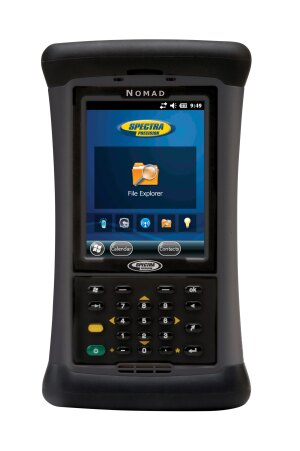 Nomad 1050 Data Collector