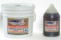 Concrete Solutions Inc. Ultra Surface Metallic Epoxy