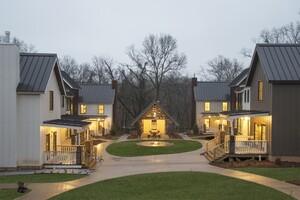 Pocket Community Brings High-Performance Homes to Suburban Arkansas