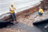 Concrete Pavement Projects Go for the Gold