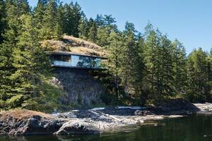 Tula House, Designed by Patkau Architects