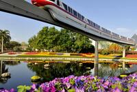 Disney-Style Monorail Pitched for Atlanta's Sandy Springs