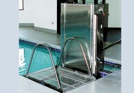 Glacier WP 600 ADA Compliant Aquatic Platform Lift