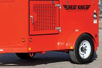 Heat King + Glycol Mobile heaters