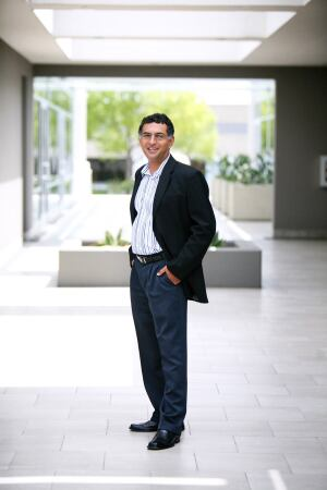 New Role: Rohit Anand, principal of CAX, will be heading up the East Coast operations of KTGY Group following the merger of his company with the national architecture firm.